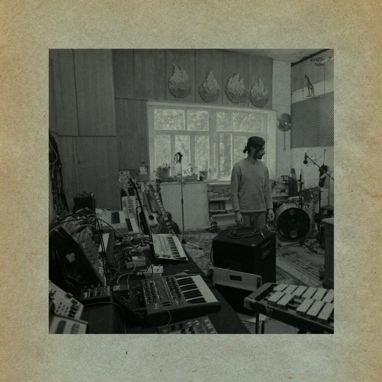 Tete Noise-ის ახალი ალბომი Sea of Tranquility – Giraffe Tapes-ზე გამოდის