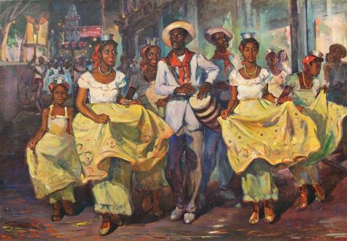 რუმბა – კუბელების ეროვნული სპორტი