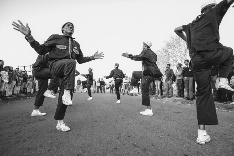 "Kwaito – მუსიკა ""ბრძოლის შემდეგ"""