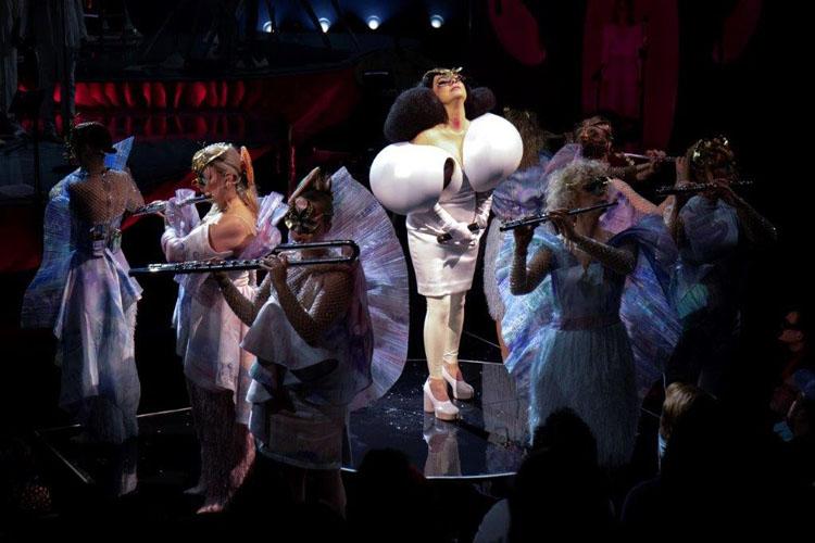 აკაპელა 'Sonnets' – Björk ისლანდიურ ვოკალურ გუნდთან Hamrahlíð  კოლაბორაციას აგრძელებს