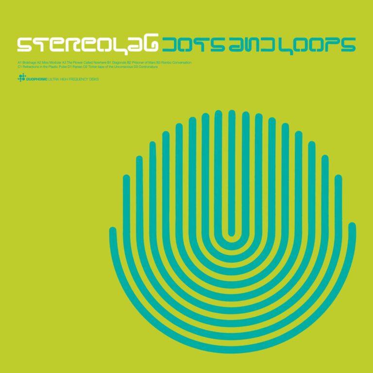 """მსუბუქად აჟღრებული  ეგზოტიკური სიღრმე. """"Stereolab""""- ის ალბომი – """"Dots and Loops"""""""