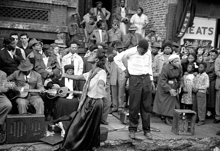Chicago Blues – ემიგრაცია ქალაქში