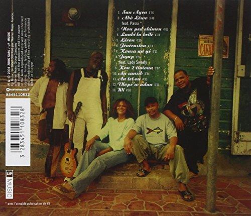 Zouk – კარიბის ზღვის კუნძულების ფრანგული ხმა