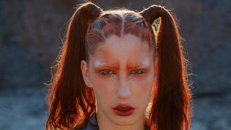 ფენიქსი, როგორც მეტაფორა ახლიდან დაბადების – Phoenix: Flames Are Dew Upon My Skin by Eartheater