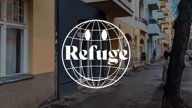 Refuge Worldwide ბერლინში სათემო სტუდიის გახსნას გეგმავს