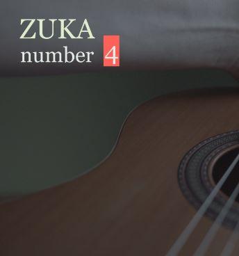 "Zuka-ს ახალი EP – ""Number 4"""